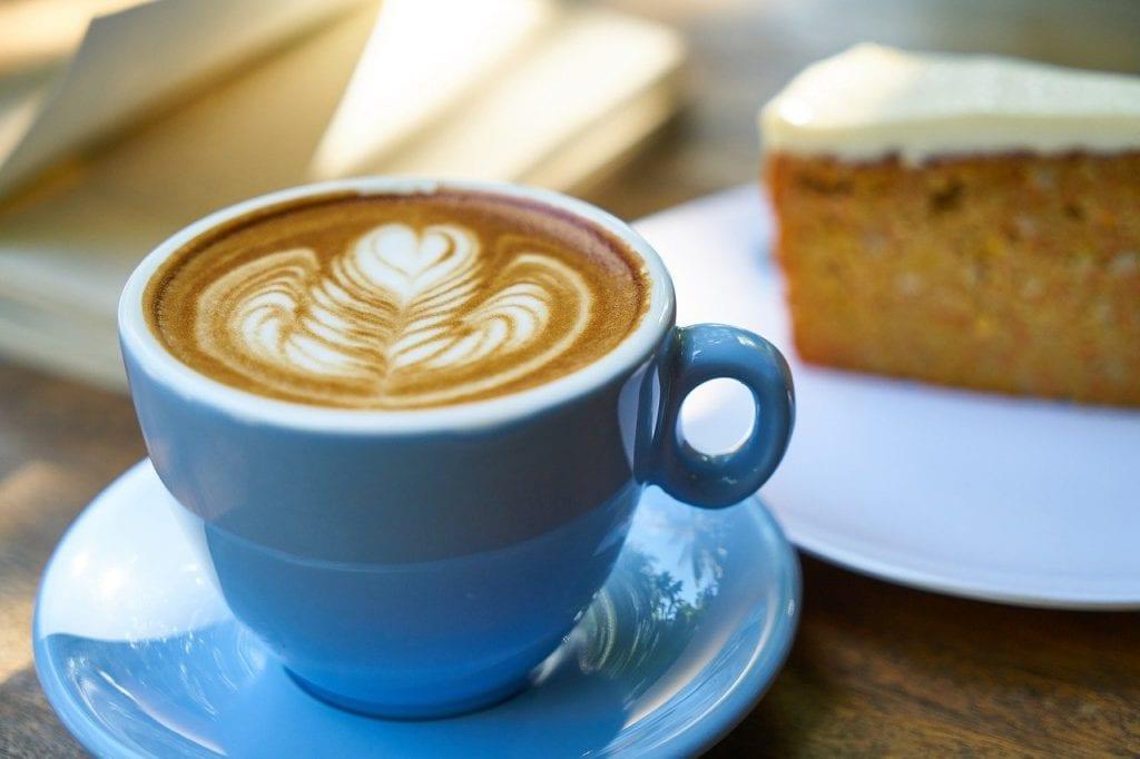Cafe im Hotel alte Post