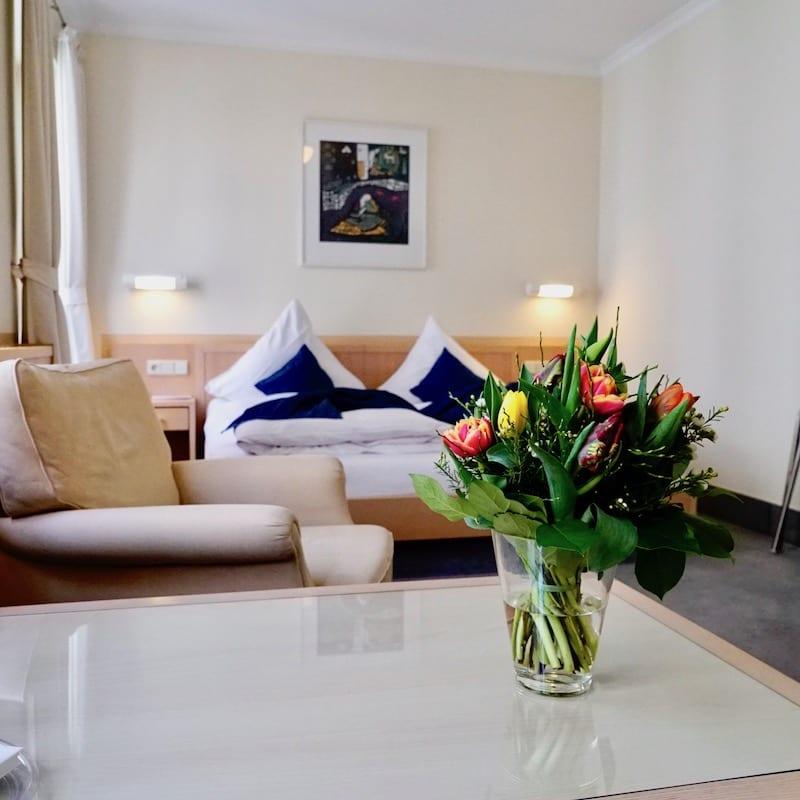 Hotelzimmer Impressionen Hotel alte Post