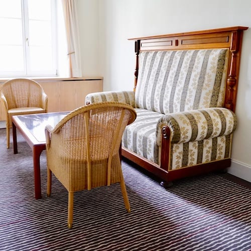 Zimmer im Hotel alte Post