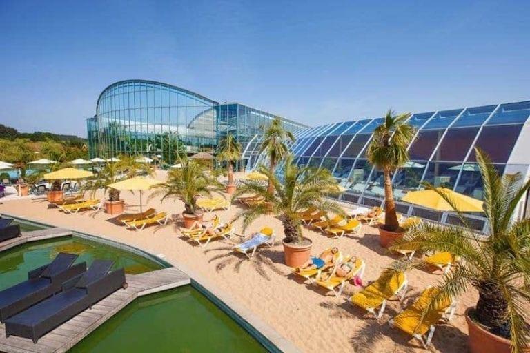 Das Hotel Alte Post ist Hotelpartner der Therme Bad Wörishofen mit Sandstrand