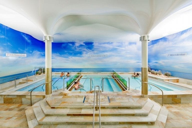 Therme Vital Parcours - wir sind Hotelpartner
